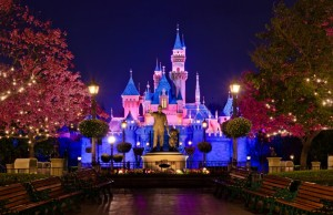 The Euro Disney Land : Not 'Hello' Say 'Bonjour!'