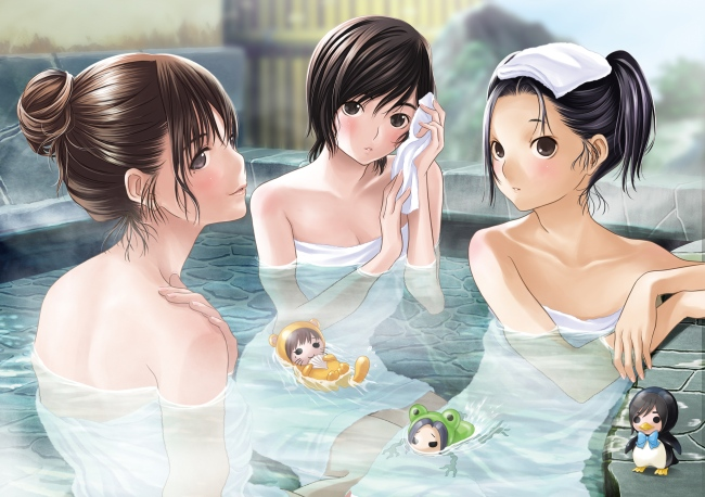 Japan's Shrinking Population and Virtual Girlfriends