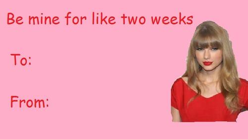 Valentines Day Blues – Internet Valentines Cards