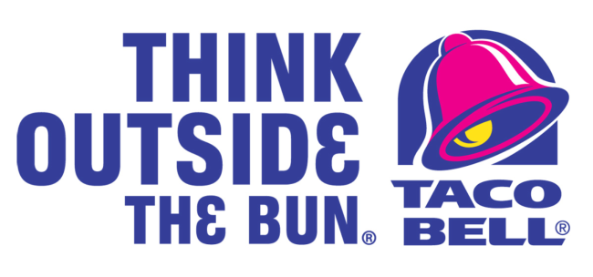 Taco Bell - Thinking Outside the Bun & Outside the Box